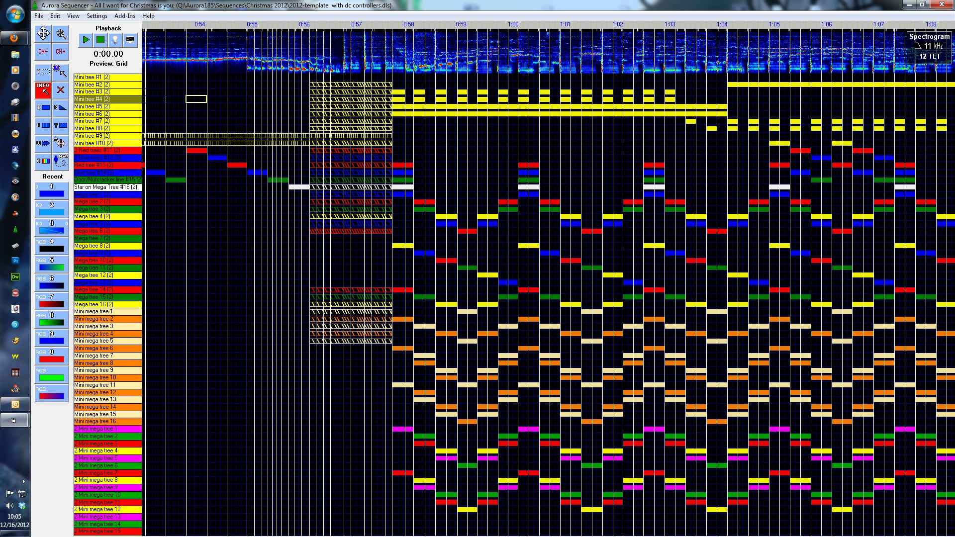 Lincoln Light Show Website 25 Sequencer Using Xmas Lamps To Do A Good Sequence With Lots Of Flashing And Many Beats It Usually Takes Me About 18 Hours The Reason Being That Im Never Really Happy